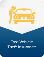 car theft insurance banner - SCOOTER VIVACITY 50 CC