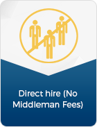no middleman banner - About us