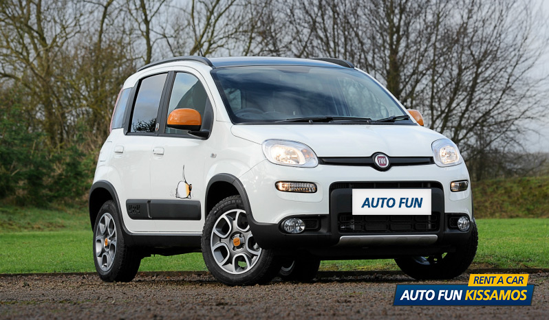 Rent FIAT PANDA – NEW MODEL in Crete