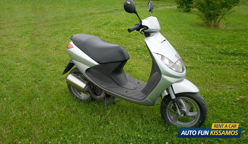 rent scooter vivacity 1 - Rent a Car Fleet