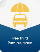 third insurance banner - Rent SEAT LEON in Crete