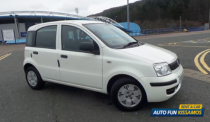 Rent FIAT PANDA 1200 CC in Crete